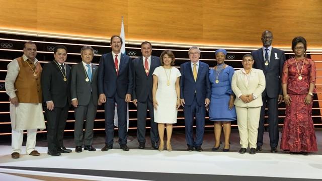 Erick Thohir terpilih menjadi salah satu dari 10 anggota baru IOC