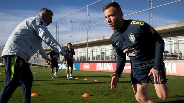 Transfer Arthur Melo Jadi Pembelian Termahal ke-4 Juventus (977365)