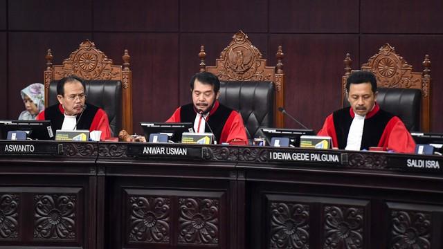 Saat Ketua MK Salah Sebut Gerindra Jadi Gerindo: Saking Laparnya (395348)