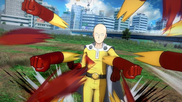 Sony Pictures Siap Garap Live Action One Punch Man (742142)