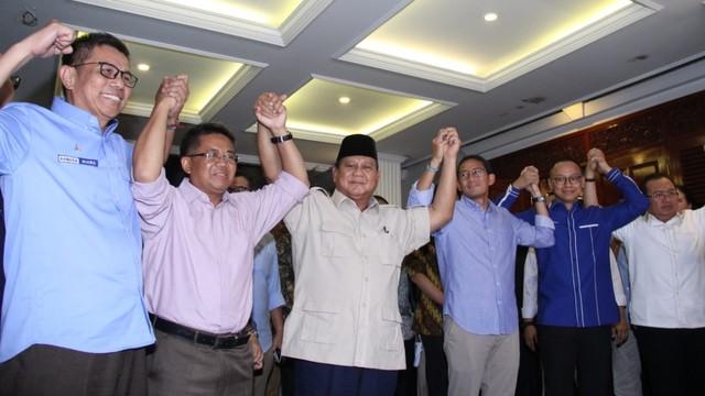 Bubar Jalan Barisan Partai Pendukung Prabowo (151021)