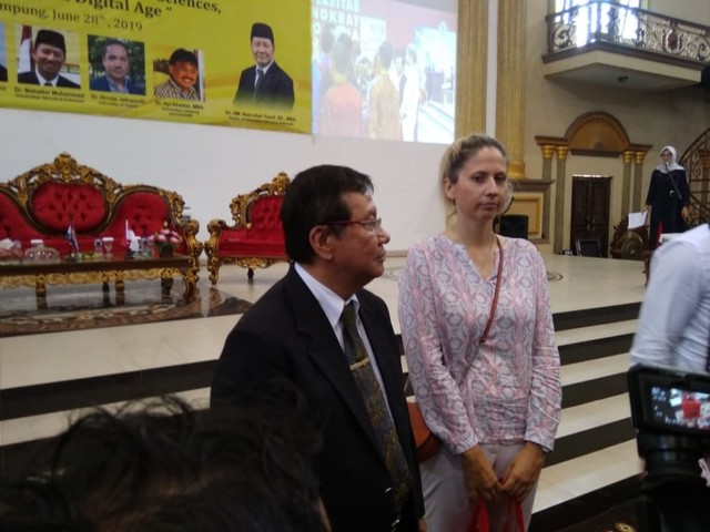 MoU Indonesia dan Kroasia di UTI, Bahas Terkait Pertukaran Pelajar (71825)