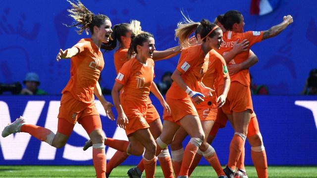 Piala Dunia Wanita: Belanda Lebih dari Sekadar Kejutan (111)