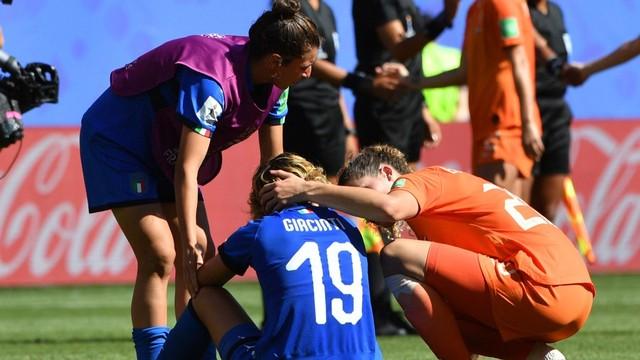 Piala Dunia Wanita: Belanda Lebih dari Sekadar Kejutan (113)