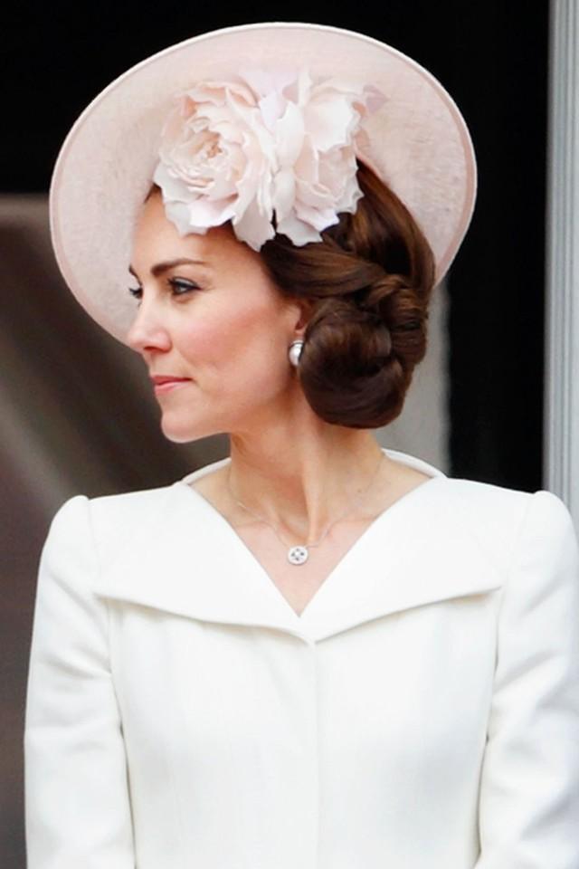 Inspirasi gaya rambut Kate Middleton untuk hari pernikahan