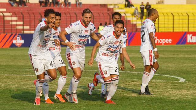 Gol Tunggal Melvin Platje Menangkan Bali United atas Persija (739111)