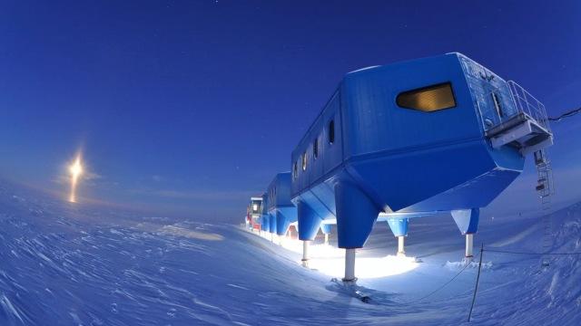 Airbnb Ajak Traveler Pemberani untuk Liburan Gratis di Antartika, Mau? (180970)
