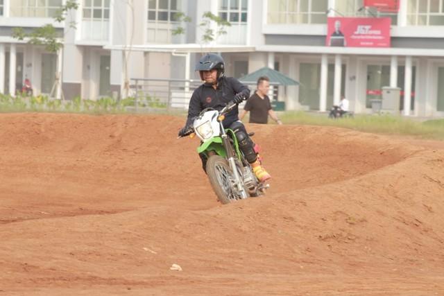 otomotif, test ride, Kawasaki, KLX 230, sepeda motor,