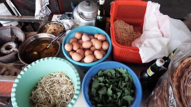 Menyantap Mie Gosong Kuliner Khas Kota Sambas Kalimantan