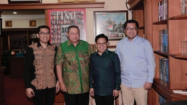 Cak Imin bertemu SBY
