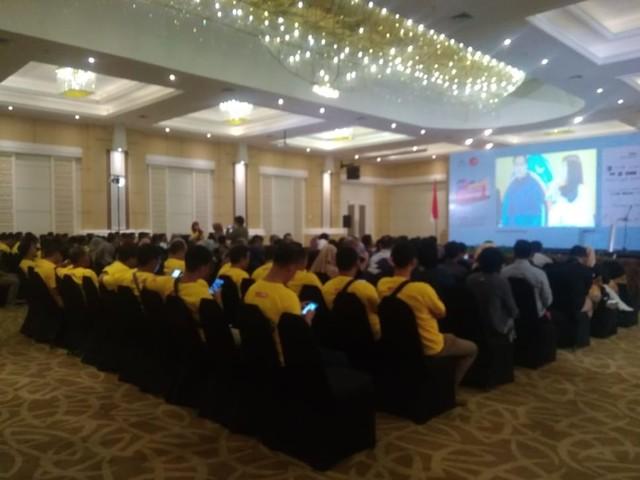 Seminar IMF 2019 Ajak Pengusaha di Lampung Bongkar Strategi