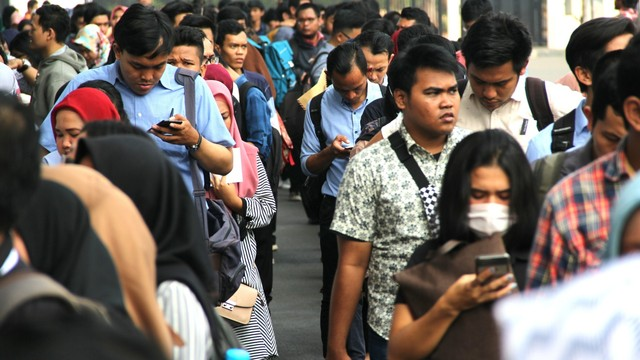 Akibat Corona, 13,3 Juta Orang di Indonesia Butuh Pekerjaan Saat Ini (133978)