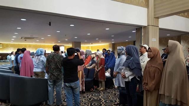 Konsolidasi relawan Prabowo-Sandi atas keputusan MK