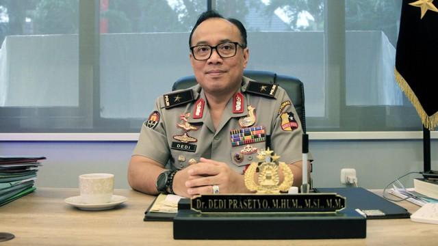 Mabes Polri: Detektif Swasta di Indonesia Belum Punya Payung Hukum (1564)