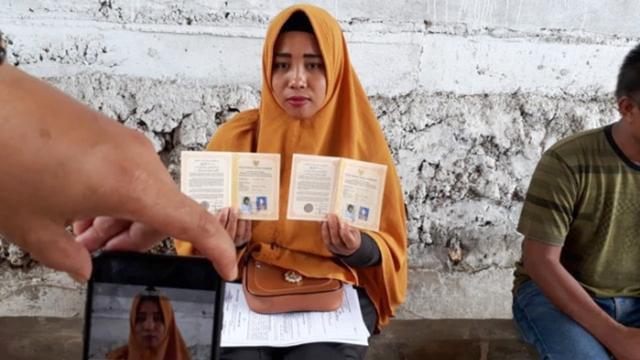Hervina Binti Ambo Tuwo, Makassar