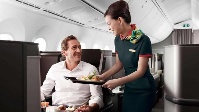 Pas Buat Jomblo, EVA Air Tawarkan Penerbangan Kencan Kilat di Pesawat (3)