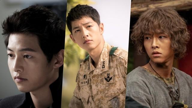 5 Drama Korea Terkenal Yang Dibintangi Song Joong Ki Kumparan Com