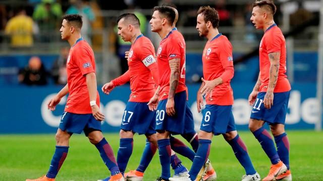 Chile melawan Peru, Semifinal Copa America 2019
