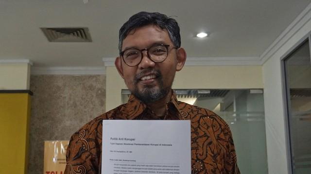 Sujanarko, Pejabat KPK yang Dapat Penghargaan dari Jokowi, tapi Tak Lulus TWK (365035)