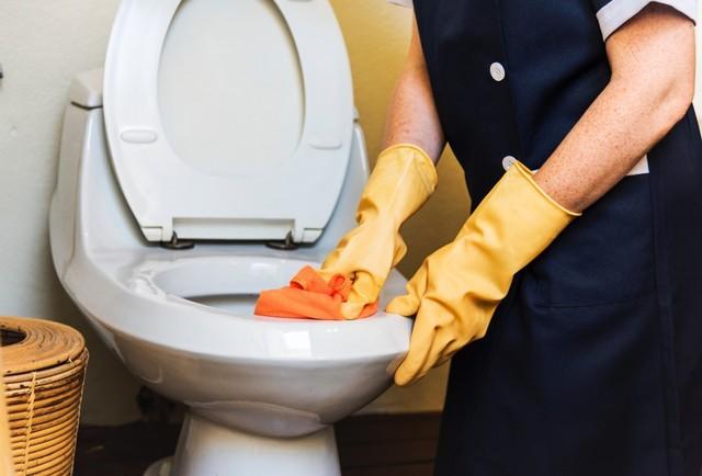 Pria ini Ditahan Karena Suka Membuat Toilet Wanita Mampet (553166)