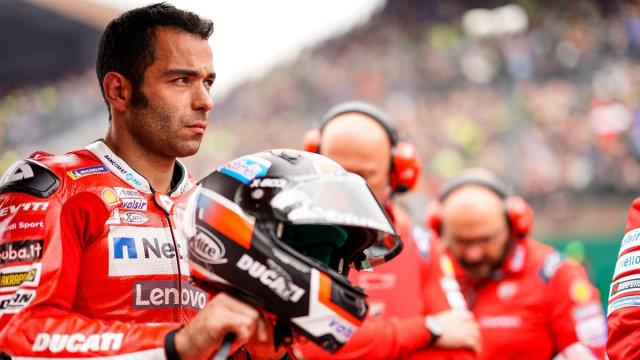 Nasib Danilo Petrucci di Ducati: Habis Manis Sepah Dibuang (21504)