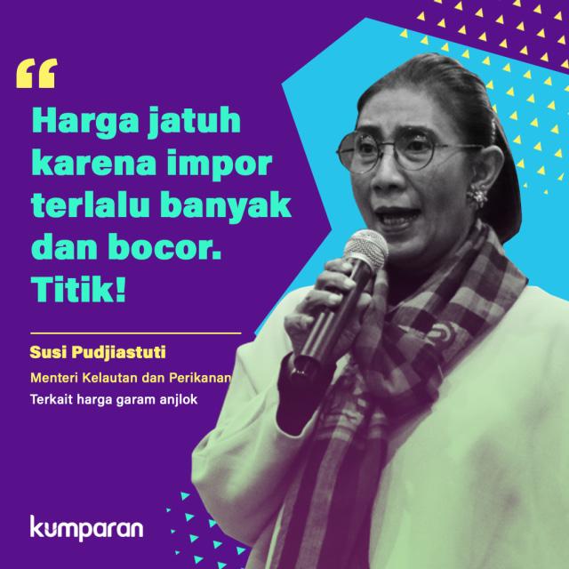 Quote Susi Pudjiastuti