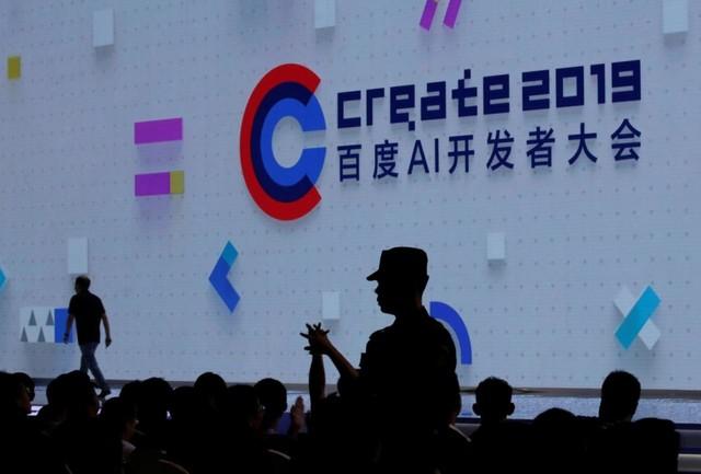 Pria yang Siram CEO Baidu Ditahan Kepolisian China (258954)