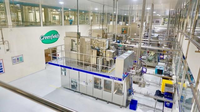 Mengintip Proses Pengolahan Susu Murni Jadi Susu Pasteurisasi (4)