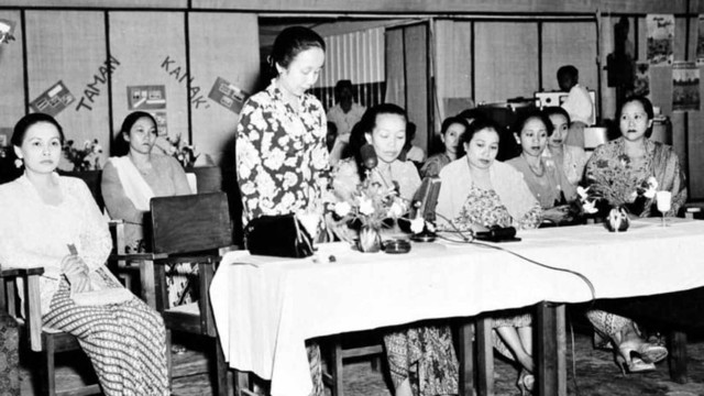 Lipsus Historia: Poligami Tempo Dulu, Maria Ulfah Santoso