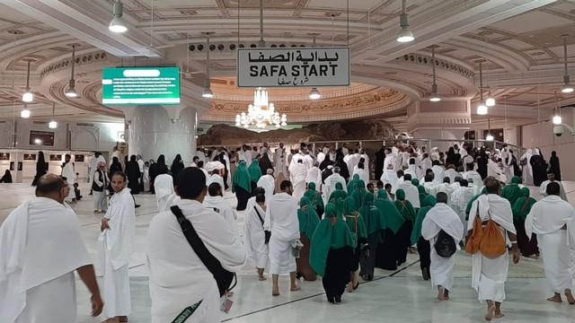 Haji 2019, Mekkah