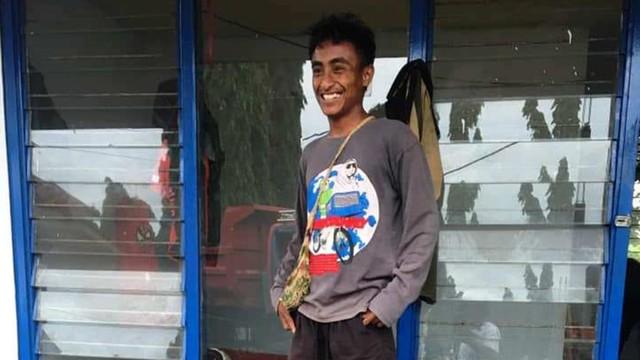 Cerita Rafdi, Anak Wakil Wali Kota Tidore yang Jadi Kuli Bangunan (226990)