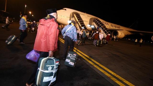 Haji 2019, Surabaya, Keberangkatan