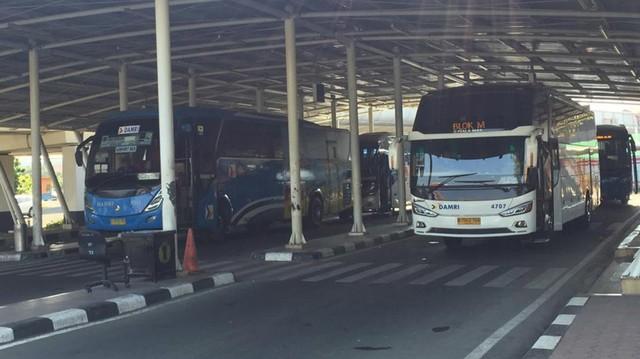 Damri Setop Operasional Rute Bandara Soetta (755860)