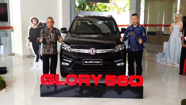 DFSK Glory 560 Dipasarkan Mulai Rp199 Jutaan di Padang (87051)