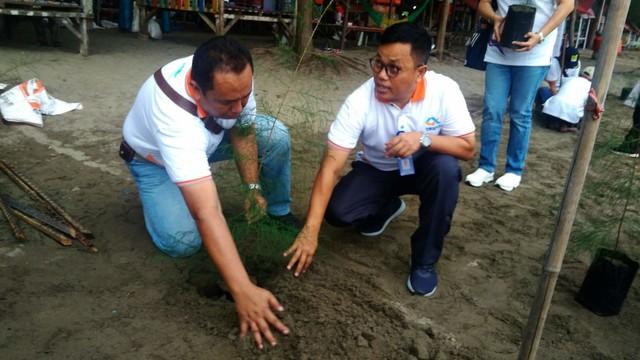 Bakti Pantai BKIPM Padang Peduli Lingkungan Kawasan Wisata (27347)