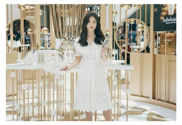 Rahasia Diet ala Song Hye Kyo yang Berhasil Turunkan Berat Badan hingga 17 Kg (357566)