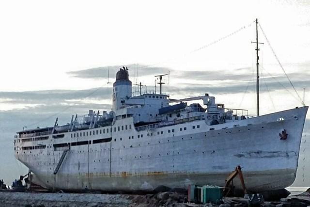 Kapal Megah Berusia 104 Tahun 'Disulap' Jadi Hotel Terapung di Bintan (724374)