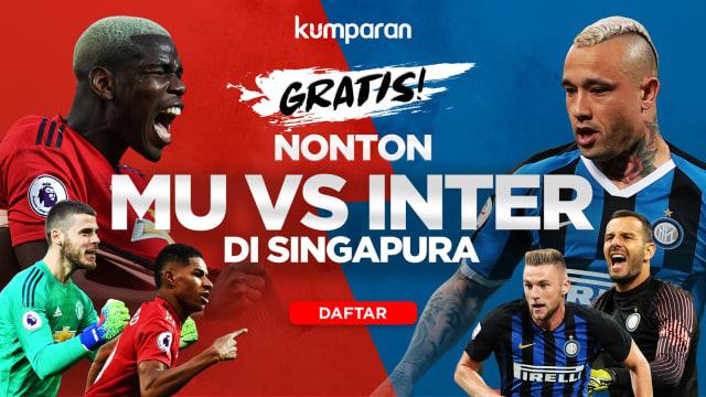 MU vs Inter