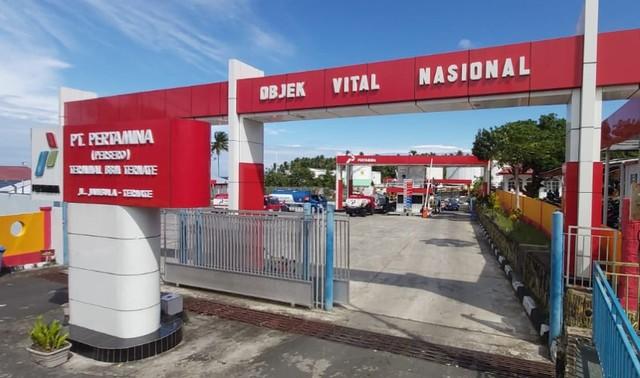 Terminal BBM Ternate, milik Pertamina di Maluku Utara-Foto dok Pertamina.jpg