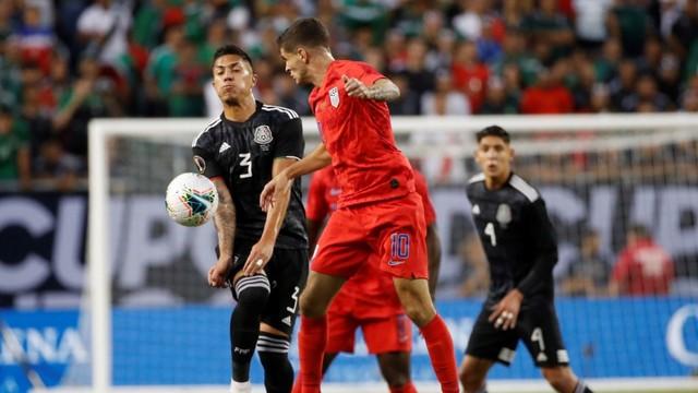 Kalahkan AS, Meksiko Juara Piala Emas CONCACAF 2019 (309765)
