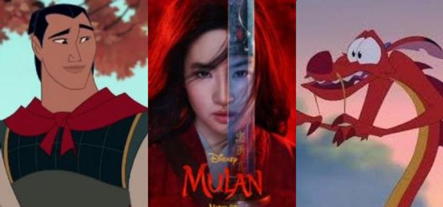Trailer Film Mulan Dirilis Tanpa Mushu Dan Li Shang Netizen Kecewa Kumparan Com