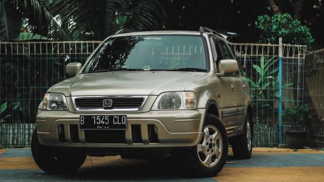 Sebuah Panduan Bagi Anda yang Ingin Berburu Honda CR-V Gen 1  (11244)