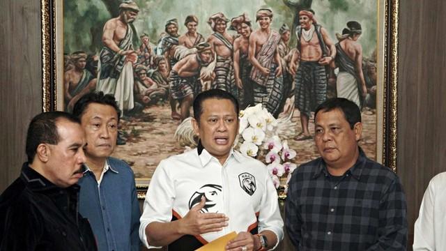 LIPSUS, KONTEN SPESIAL GOLKAR, Bambang Soesatyo