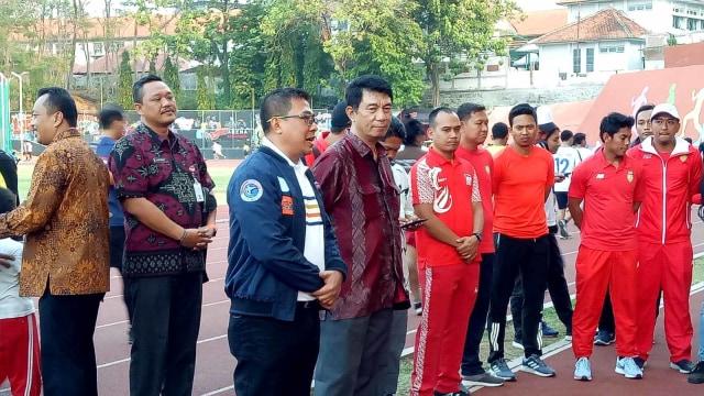 Atlet atletik Indonesia di ASEAN School Games 2019