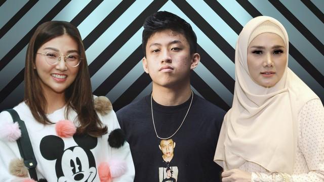 5 Penyanyi Indonesia yang Ganti Nama Panggung (92210)
