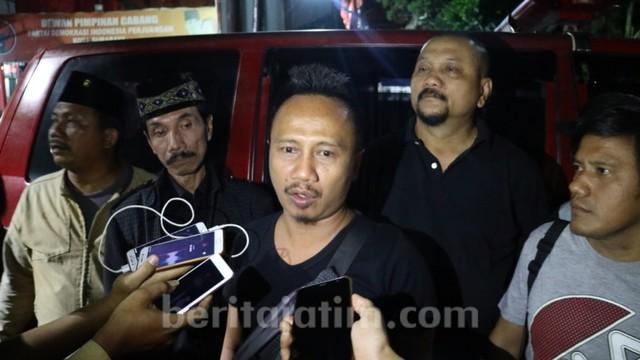 Tak Takut Dipecat, PAC PDIP Surabaya: Itu Hanya Retorika (147723)