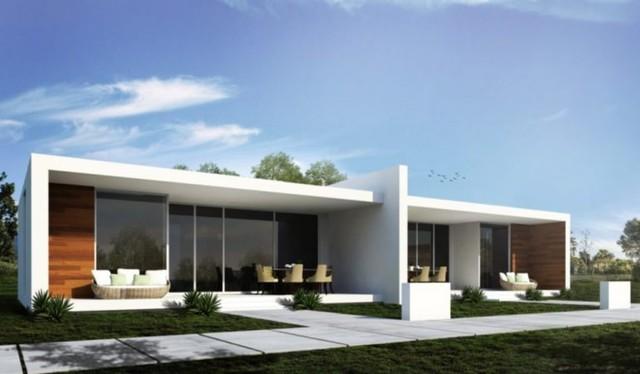7 Ide Desain Untuk Rumah Minimalis Modern 1 Lantai Kumparan Com
