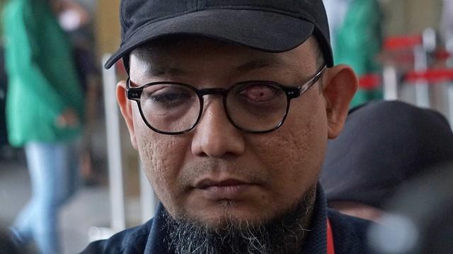 Novel Baswedan: Pak Tito, Kalau Pelaku Tak Terungkap, Keterlaluan (261207)