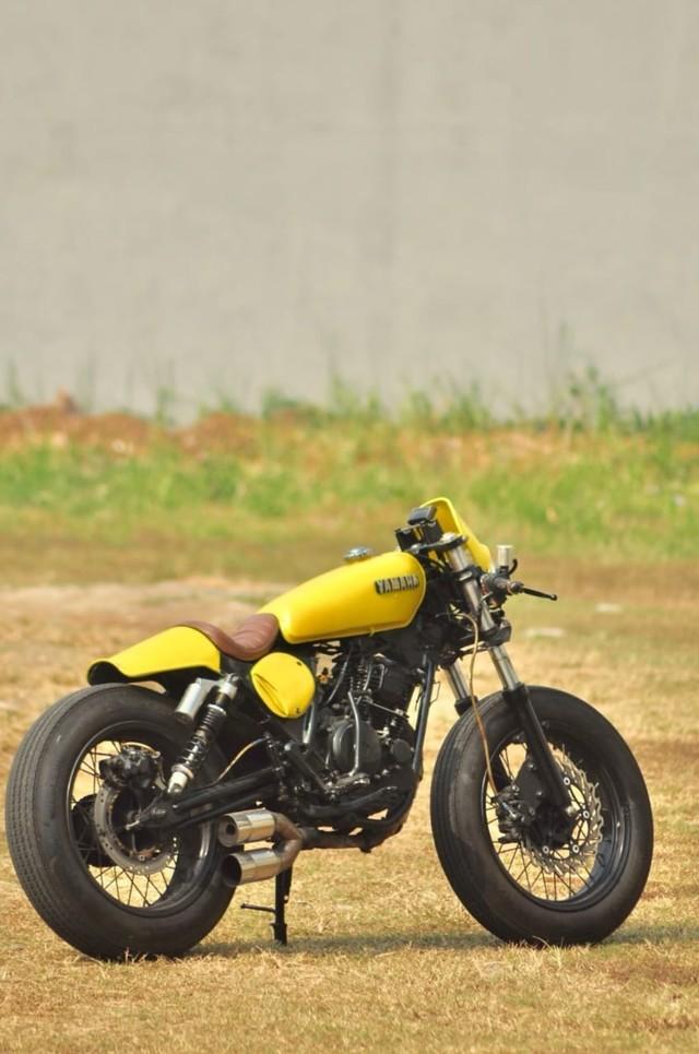 Modal Rp 15 Juta, Tampilan Yamaha Scorpio Berubah Total  (983682)