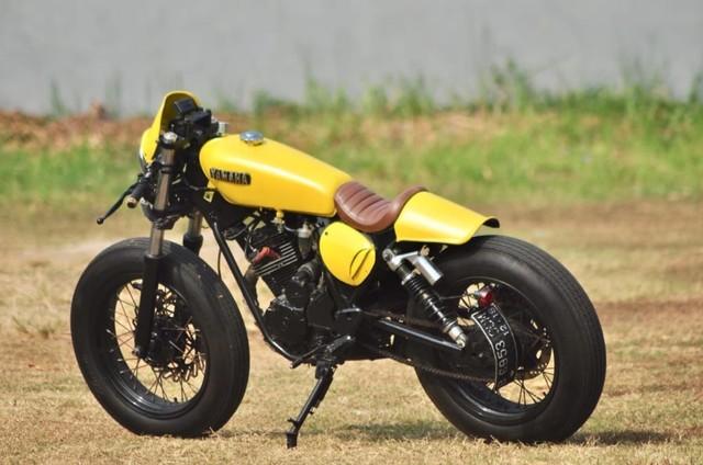 Modal Rp 15 Juta, Tampilan Yamaha Scorpio Berubah Total  (983684)